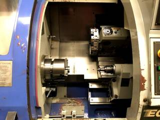 Drehmaschine Ecoca SJ 20-1