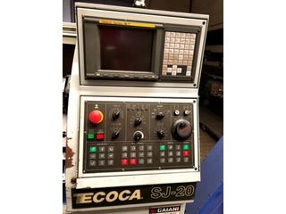 Drehmaschine Ecoca SJ 20-2