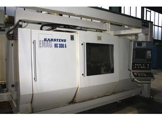 Schleifmaschine Emag - Karstens HG 306 A-6