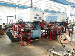 Drehmaschine Emag VSC 630-5