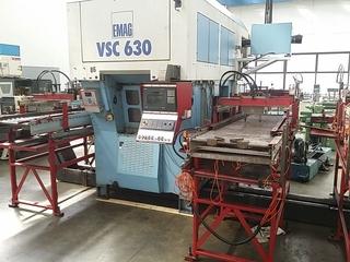 Drehmaschine Emag VSC 630-11
