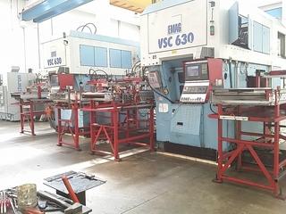 Drehmaschine Emag VSC 630 x 2-2