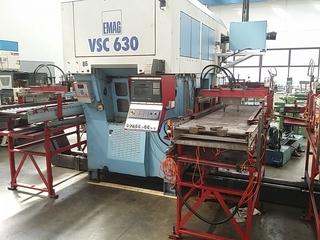 Drehmaschine Emag VSC 630 x 2-5