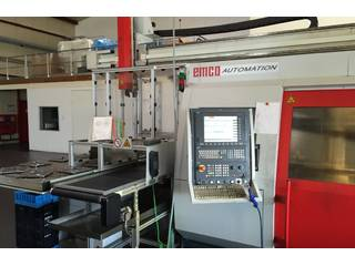 Drehmaschine Emco Hyperturn 665 MC plus-7
