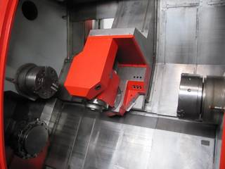 Drehmaschine Emco Hyperturn 690 MC Plus B-1