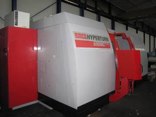 Drehmaschine Emco Hyperturn 690 MC Plus B-6