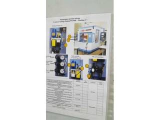 Famup MCP 60 E, Fräsmaschine Bj.  2001-8