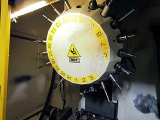 Fräsmaschine Fanuc Robodrill α-T21iFL-3