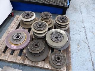 Schleifmaschine Favretto FR 125  900  600-2