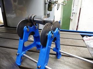Schleifmaschine Favretto FR 125  900  600-9
