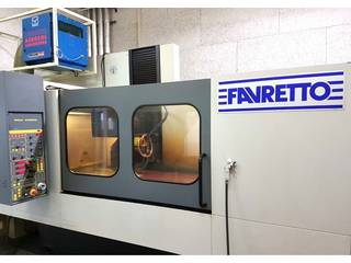 Schleifmaschine Favretto MC 100-0