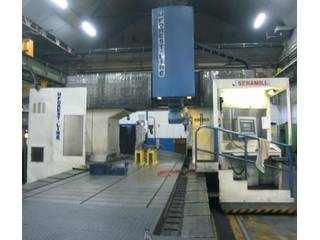 Forest-Line Seramill 240 G x 6000 Bettfräsmaschinen-0