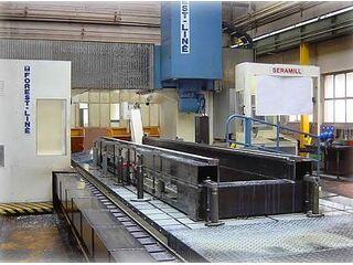 Forest-Line Seramill 240 G x 6000 Bettfräsmaschinen-3