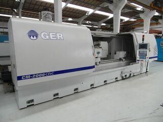 Schleifmaschine GER CM 2000 NC-0