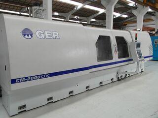 Schleifmaschine GER CM 2000 NC-7