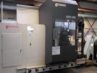 Drehmaschine Geminis GHT9-2200-1