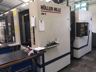 Fräsmaschine Hüller Hille NBH 5-9