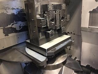 Fräsmaschine Hüller Hille NBH 5-8