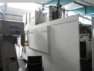 Fräsmaschine Heller BEA 2.1-3