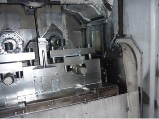 Heller MCT 160, Fräsmaschine Bj.  2002-1