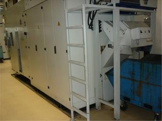Heller MCT 160, Fräsmaschine Bj.  2002-2