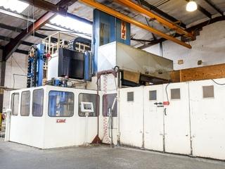 Henri Linè Vertamill 220 HS/5 5x   x 5000 Bettfräsmaschinen-1