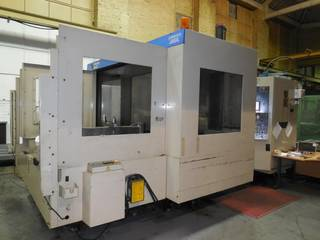Hitachi Seiki HG 800, Fräsmaschine Bj.  2000-1