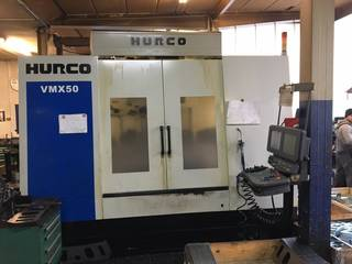 Fräsmaschine Hurco VMX 50 / 40T-2