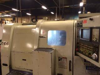 Drehmaschine Hwacheon Hi-Eco 21HS-0