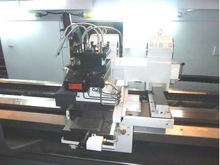 Drehmaschine Hwacheon Mega 100 Heavy duty semi CNC lathe x 4000-3