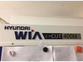 Hyundai WIA iCUT 400 M, Fräsmaschine Bj.  2016-4