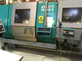 Drehmaschine Index G 200-0