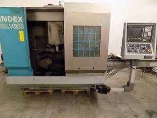 Drehmaschine Index V 200-2
