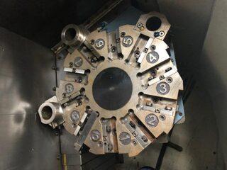 Drehmaschine KIA Turn 28 L-8