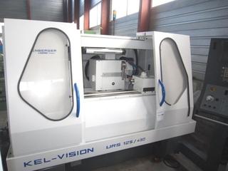 Schleifmaschine Kellenberger Kel-vision URS 125 x 430 generalüberholt-0