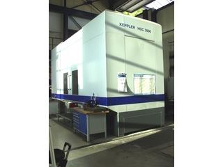 Fräsmaschine Keppler HDC 3000-3