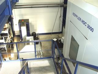Fräsmaschine Keppler HDC 3000-4