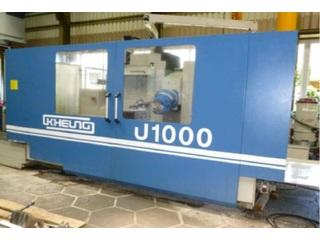 Kiheung KNC U 1000 Bettfräsmaschinen-1