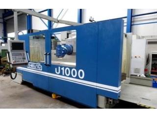 Kiheung KNC U 1000 Bettfräsmaschinen-9