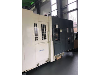 Fräsmaschine Kitamura HX 400xif-2