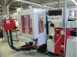 Kunzmann WF 7 / 3, Fräsmaschine Bj.  2010-4