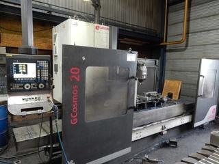 Lagun G-Cosmos 20 Bettfräsmaschinen-1
