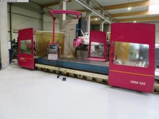 Lagun Goratu GBM 42 E x 4000 Bettfräsmaschinen-6