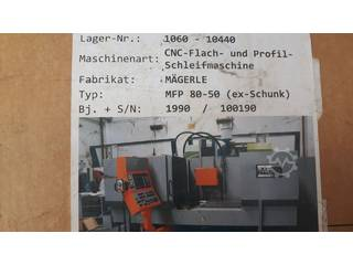 Schleifmaschine Mägerle MFP 80-50-1