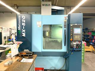 Matsuura MX-520, Fräsmaschine Bj.  2012-7
