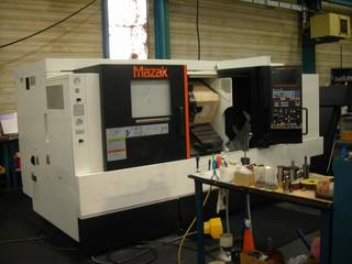 Mazak QT Smart 350, Bj.