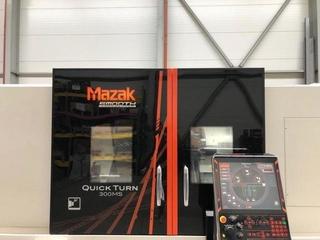 Drehmaschine Mazak QT 300 MS neu/new-2