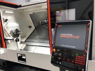 Drehmaschine Mazak QT 300 MS neu/new-4