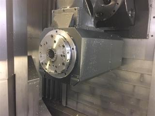 Mazak Angulax 900, Fräsmaschine Bj.  2006-3