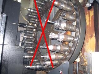 Mazak Angulax 900, Fräsmaschine Bj.  2006-10